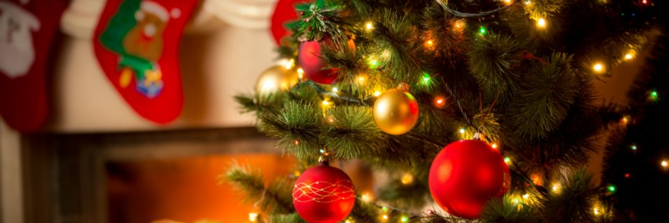 Christmas decorations, artificial trees, lights and gifts out now