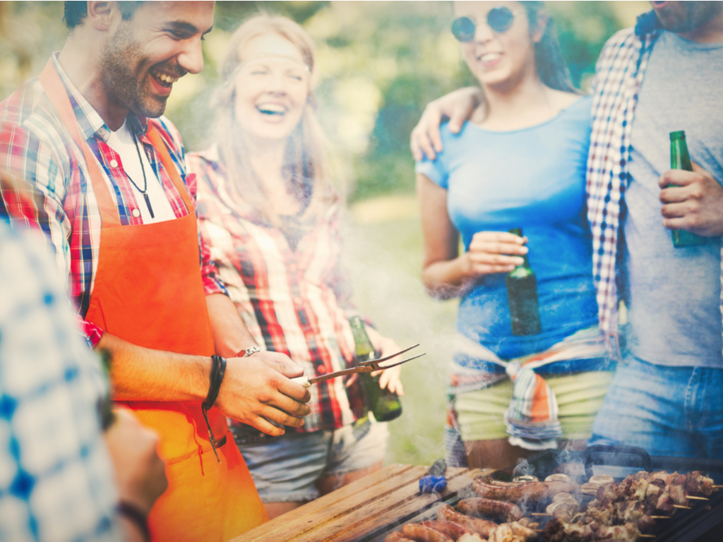BARBECUES AT EARLSWOOD GARDEN CENTRE GUERNSEY