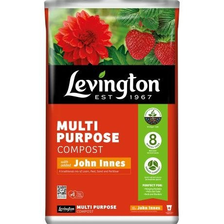 LEVINGTON MULTIPURPOSE COMPOST AT EARLSWOOD GARDEN CENTRE
