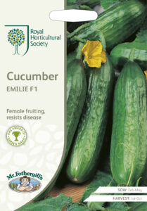 RHS AGM vegetable seeds at earlswood garden centre Guernsey